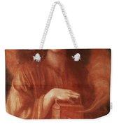 Pandora Weekender Tote Bag by Dante Charles Gabriel Rossetti