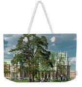 Panorama Of The Museum-estate Tsaritsyno Weekender Tote Bag