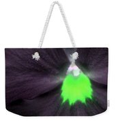 Pansy Power 73 Weekender Tote Bag