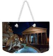 Pantheon Rome Weekender Tote Bag