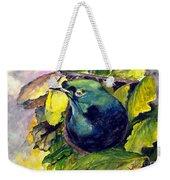 Paradise Bird Weekender Tote Bag