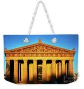 Parthenon In Nashville Weekender Tote Bag
