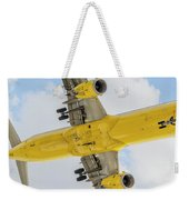 Passenger Jet Coming In For Landing  Weekender Tote Bag