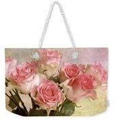 Pastel Bouquet Weekender Tote Bag
