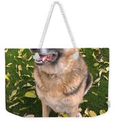 Patiently Waiting Weekender Tote Bag