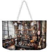 Patrick Weekender Tote Bag