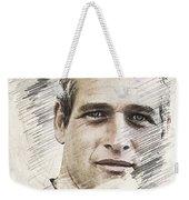Paul Newman, Actor Weekender Tote Bag