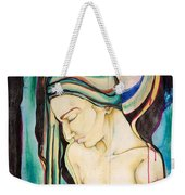 Peace Beneath The City Weekender Tote Bag