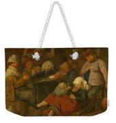 Peasant Party Drink Weekender Tote Bag