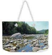 Pemmigewasset River Weekender Tote Bag