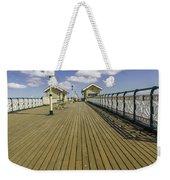 Penarth Pier 7 Weekender Tote Bag