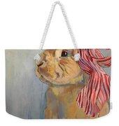 Peppermint Weekender Tote Bag