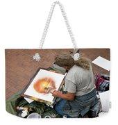 Performance Of Art Weekender Tote Bag