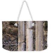 Pergamon Asklepion Colonnade Weekender Tote Bag