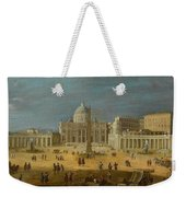 Peters Basilica Weekender Tote Bag