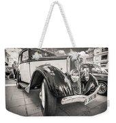 Peugeot 201  Weekender Tote Bag by Gary Gillette