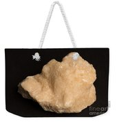 Phosphorescent Calcite On Fossilized Weekender Tote Bag