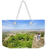 Photographer At Moorish Fortress Weekender Tote Bag
