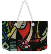 Picasso's Girl Beside A Mirror Weekender Tote Bag