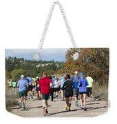 Pikes Peak Road Runners Fall Series IIi Race Weekender Tote Bag