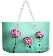 Pink Peonies  Weekender Tote Bag