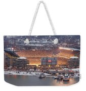 Pittsburgh 4 Weekender Tote Bag by Emmanuel Panagiotakis