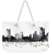Pittsburgh Pennsylvania Skyline Weekender Tote Bag