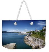 Plymouth Foreshore Weekender Tote Bag