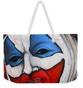 Pogo The Clown Weekender Tote Bag