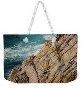 Point Lobos California Weekender Tote Bag