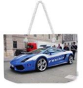 Police Weekender Tote Bag