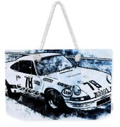 Porsche Carrera Rsr, 1973 - 03 Weekender Tote Bag