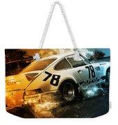 Porsche Carrera Rsr, 1973 - 20 Weekender Tote Bag