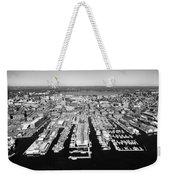Portland Harbor Weekender Tote Bag