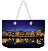 Portland  Oregon Weekender Tote Bag