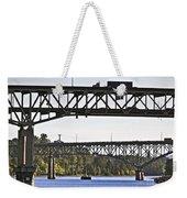 Portland Port104 Weekender Tote Bag