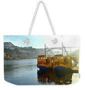 Porto  Weekender Tote Bag