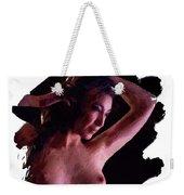 Portrait, Nude By Mb Weekender Tote Bag