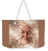 Portrait Of A Father Weekender Tote Bag