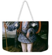Portrait Of Captain Thomas Lee Weekender Tote Bag