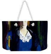 Portrait Of Florence Pierce Weekender Tote Bag