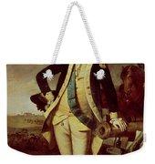 Portrait Of George Washington Weekender Tote Bag by Charles Willson Peale