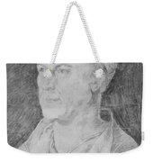 Portrait Of Jakob Fugger  Weekender Tote Bag