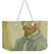Portrait Of Vincent Van Gogh Weekender Tote Bag