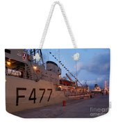 Portuguese Navy Frigates Weekender Tote Bag
