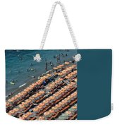 Positano Beach Weekender Tote Bag
