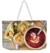 Pot Of Ukrainian Borsch Weekender Tote Bag