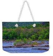 Potomac River Near Harpers Ferry Weekender Tote Bag