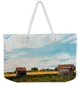 Prairie Homestead Weekender Tote Bag