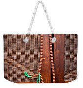 Prayer Beads Weekender Tote Bag by Tom Gowanlock